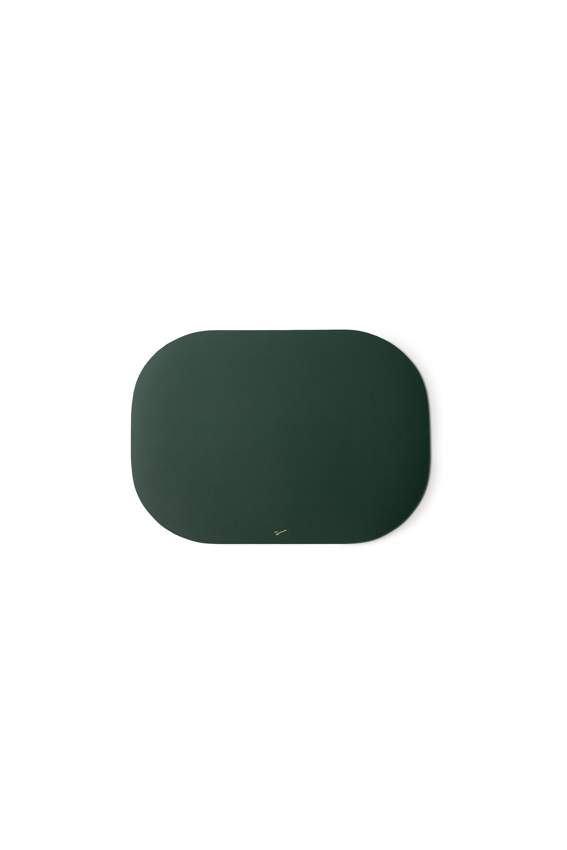 TABLE MAT 12 Deep Green